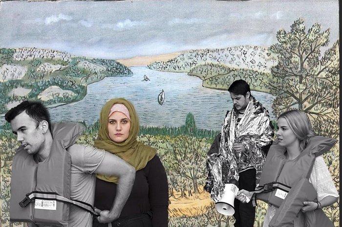 Η ζωή των προσφύγων στο φεστιβάλ Ελαιώνα και στο Θέατρο Τέχνης