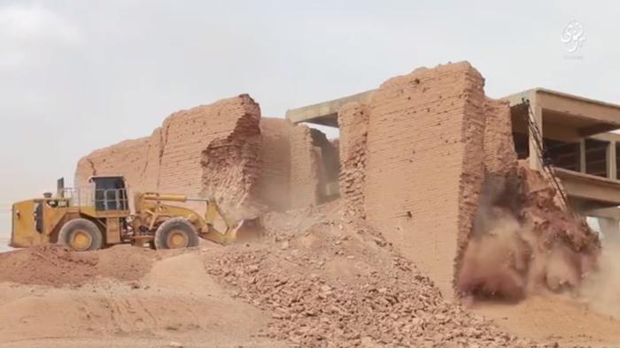 Το ISIS ανατίναξε ασσυριακό ναό 3.000 ετών στο Ιράκ