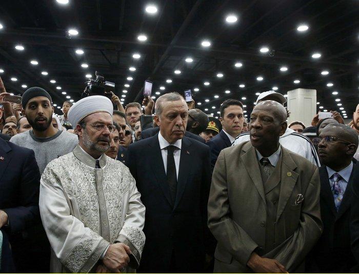 14.000 άνθρωποι στην κηδεία του Μοχάμεντ Αλι - εικόνα 6