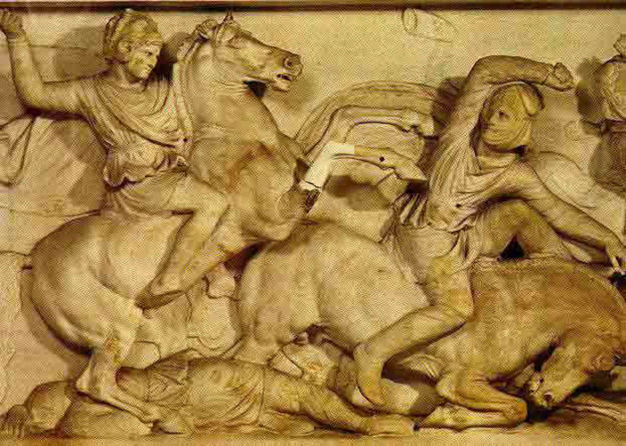 Σαν σήμερα: Πεθαίνει ο Μέγας Αλέξανδρος στη Βαβυλώνα