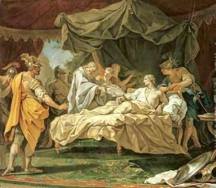 Σαν σήμερα: Πεθαίνει ο Μέγας Αλέξανδρος στη Βαβυλώνα - εικόνα 2