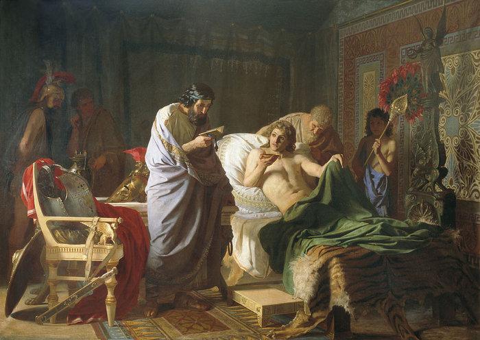Σαν σήμερα: Πεθαίνει ο Μέγας Αλέξανδρος στη Βαβυλώνα - εικόνα 8