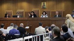 Ένταση μεταξύ των δικηγόρων στη δίκη της Χρυσής Αυγής
