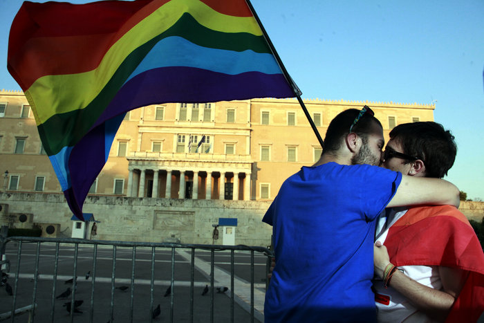 Athens Pride 2016: «Aνδρας δεν γεννιέσαι γίνεσαι» - εικόνα 2