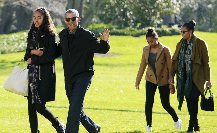 Τα δάκρυα του Ομπάμα στην αποφοίτηση της κόρης του - εικόνα 9