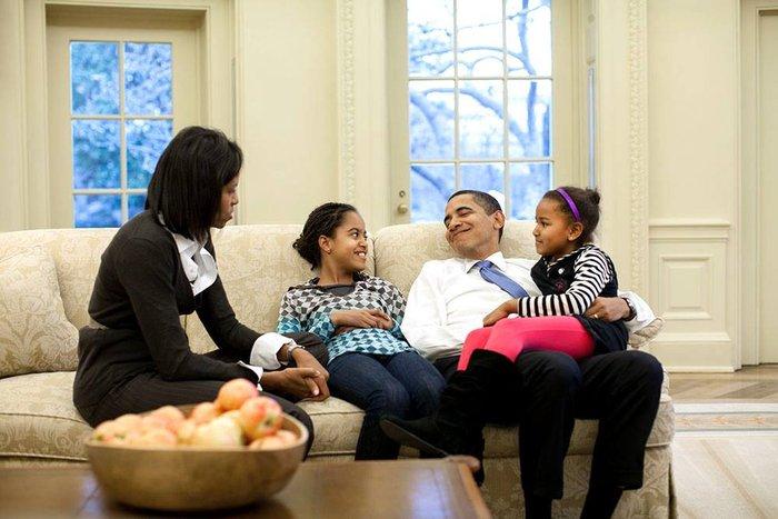 Τα δάκρυα του Ομπάμα στην αποφοίτηση της κόρης του - εικόνα 5