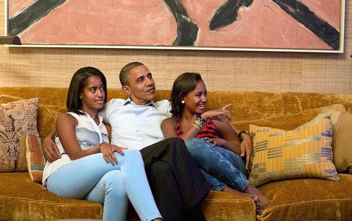 Τα δάκρυα του Ομπάμα στην αποφοίτηση της κόρης του - εικόνα 6