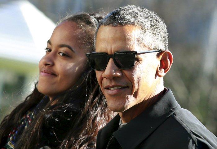 Τα δάκρυα του Ομπάμα στην αποφοίτηση της κόρης του - εικόνα 8