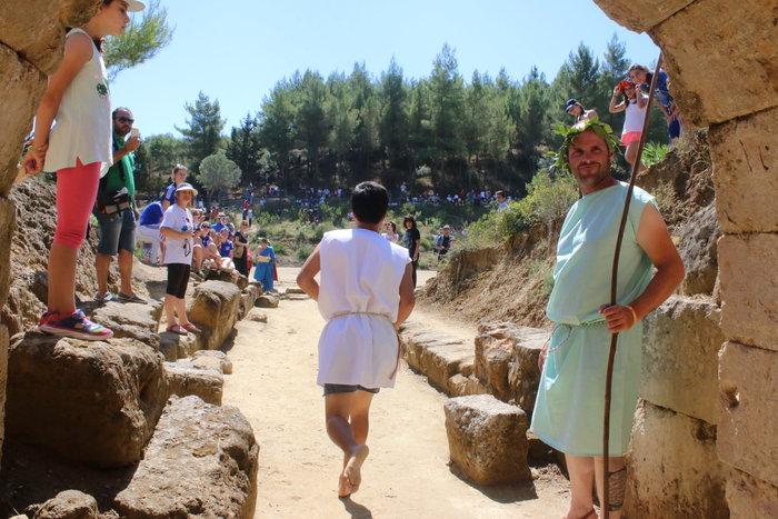 «Υπερπαραγωγή» για την αναβίωση των γιορτών της Αρχαίας Νεμέας - εικόνα 2