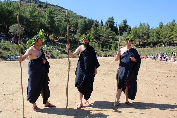 «Υπερπαραγωγή» για την αναβίωση των γιορτών της Αρχαίας Νεμέας - εικόνα 9