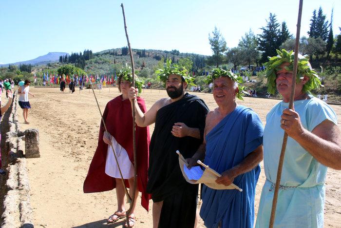 «Υπερπαραγωγή» για την αναβίωση των γιορτών της Αρχαίας Νεμέας - εικόνα 12