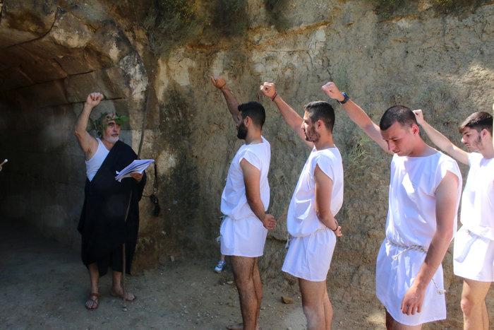 «Υπερπαραγωγή» για την αναβίωση των γιορτών της Αρχαίας Νεμέας - εικόνα 4
