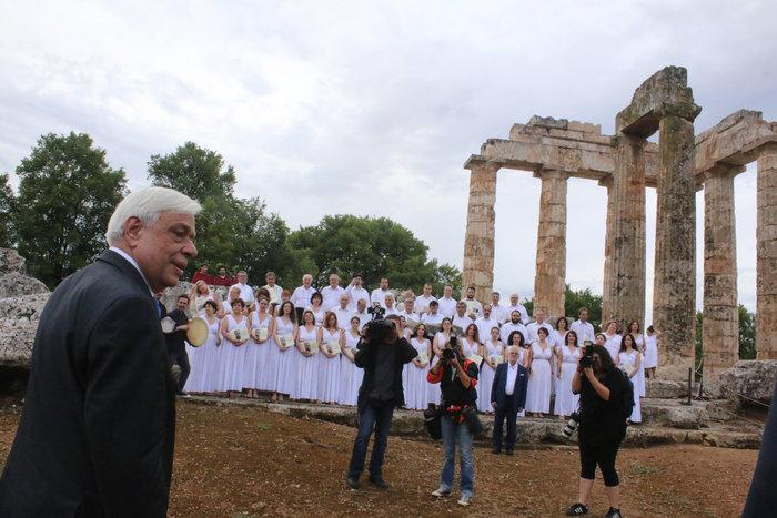 «Υπερπαραγωγή» για την αναβίωση των γιορτών της Αρχαίας Νεμέας - εικόνα 18