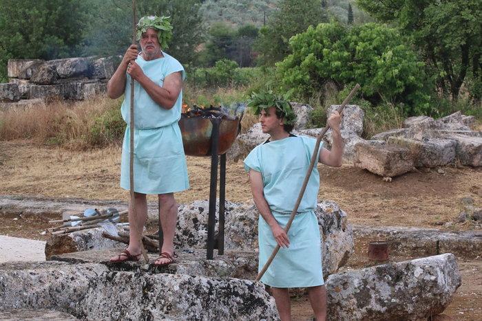«Υπερπαραγωγή» για την αναβίωση των γιορτών της Αρχαίας Νεμέας - εικόνα 19