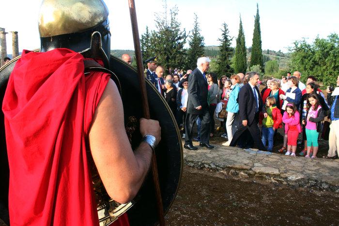 «Υπερπαραγωγή» για την αναβίωση των γιορτών της Αρχαίας Νεμέας - εικόνα 21