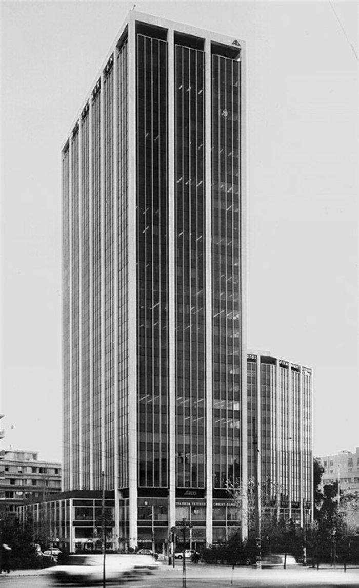 Σαν σήμερα θεμελιώνεται ο Πύργος Αθηνών - εικόνα 5
