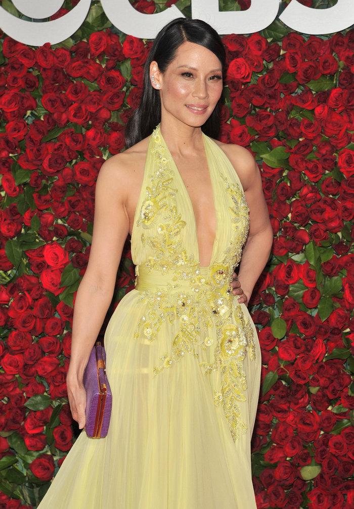 Η εκτυφλωτική Λούσι Λιου έκανε την πιο λαμπερή εμφάνιση στα Tony Awards - εικόνα 3