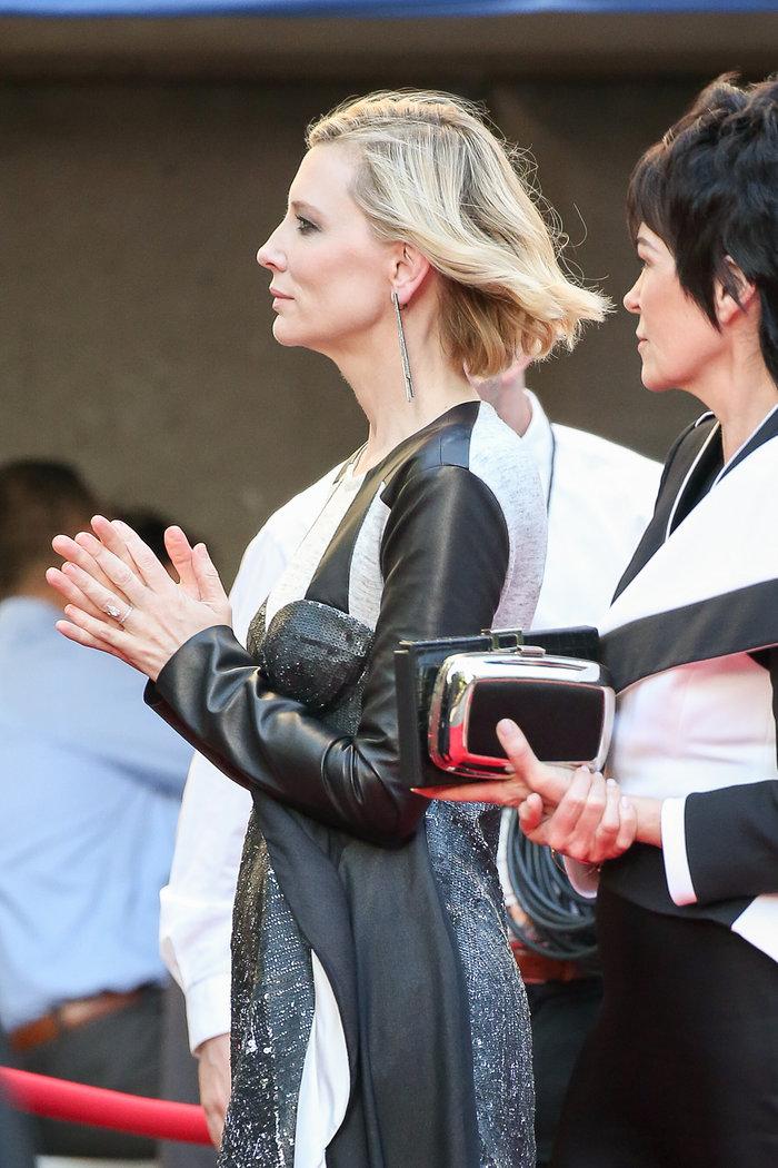 Η Κέιτ Μπλάνσετ δεν είναι ποτέ βαρετή στο κόκκινο χαλί-η νέα της εμφάνιση - εικόνα 4