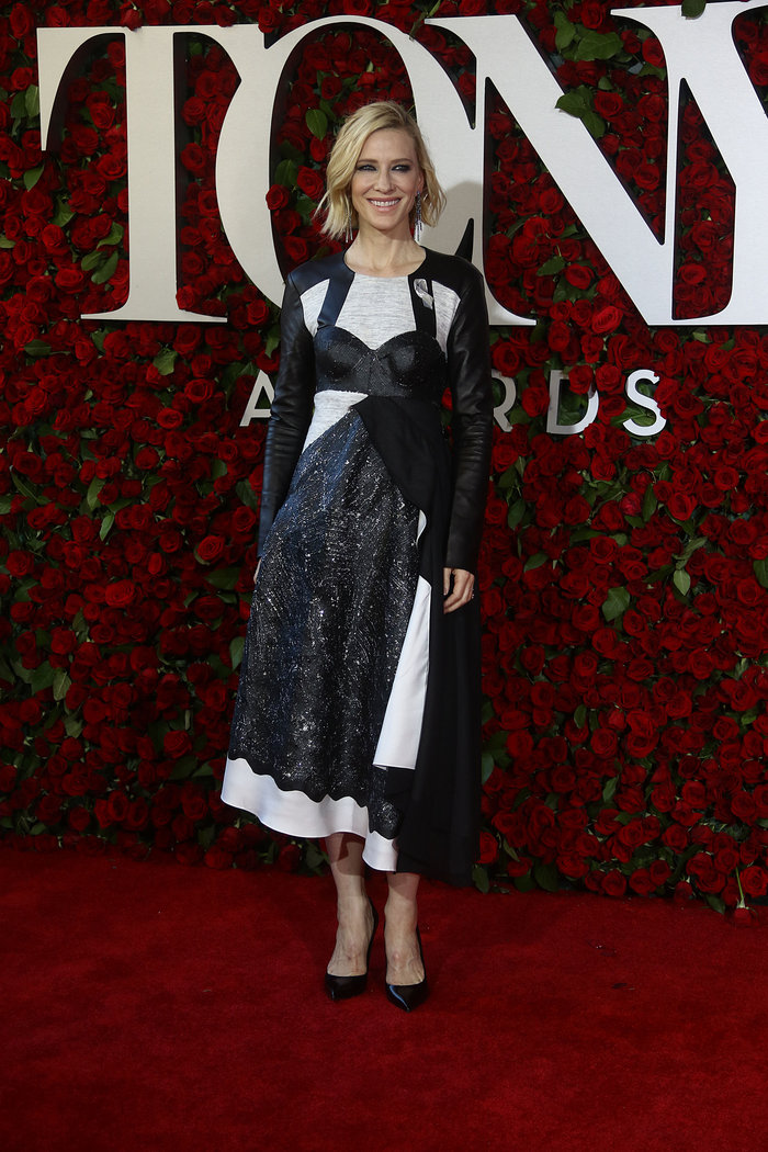 Η Κέιτ Μπλάνσετ δεν είναι ποτέ βαρετή στο κόκκινο χαλί-η νέα της εμφάνιση - εικόνα 10