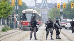 Τορόντο:Συναγερμός για ένοπλο μέσα στην πανεπιστημιούπολη