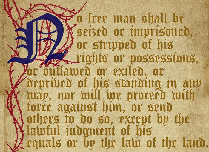 Μάγκνα Κάρτα, ο μεγάλος χάρτης των ελευθεριών - εικόνα 5