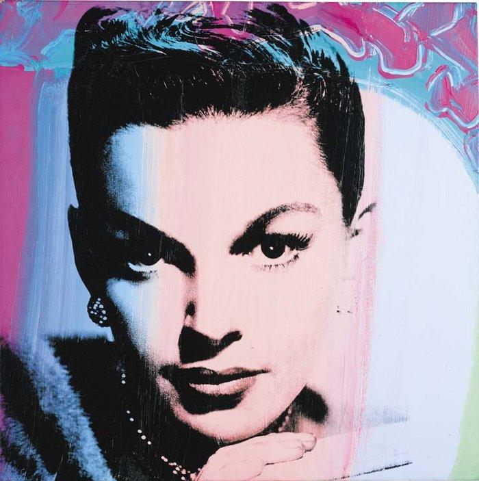 Η Λίζα Μινέλι πουλά τους πίνακές του Άντι Γουόρχολ