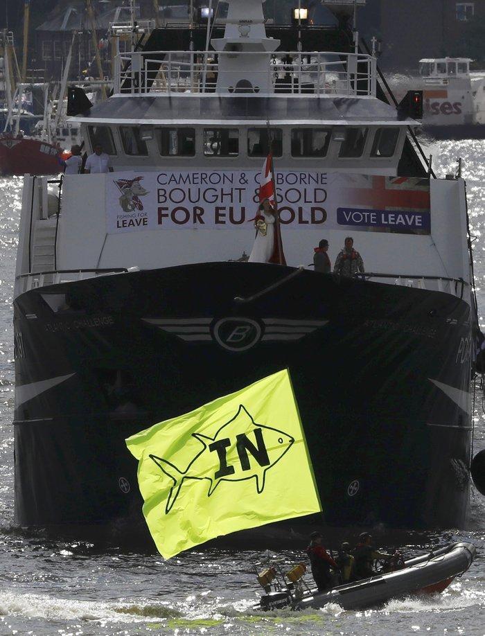 Ναυμαχία στον Τάμεση για το Brexit - εικόνα 6