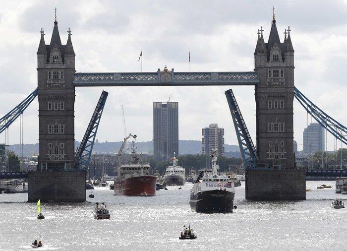 Ναυμαχία στον Τάμεση για το Brexit - εικόνα 2