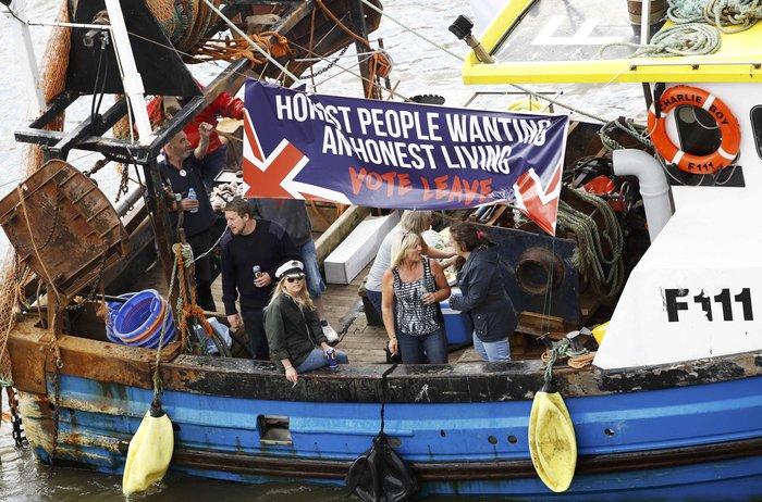 Ναυμαχία στον Τάμεση για το Brexit - εικόνα 5