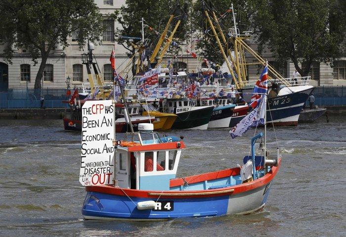 Ναυμαχία στον Τάμεση για το Brexit - εικόνα 8