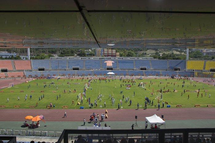 Φεστιβάλ Αθλητικών Ακαδημιών ΟΠΑΠ: 10.000 παιδιά στην πανελλαδική γιορτή