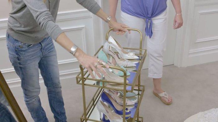Η εμμονική με τα παπούτσια «Κάρι Μπράντσο» και η έκπληξη-σοκ σε 3 νύφες - εικόνα 3