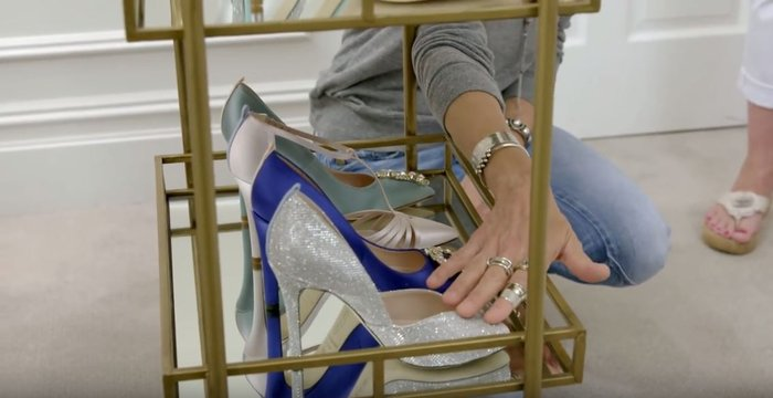 Η εμμονική με τα παπούτσια «Κάρι Μπράντσο» και η έκπληξη-σοκ σε 3 νύφες - εικόνα 7