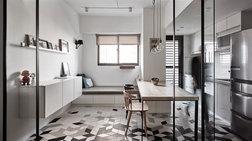 Το πιο χαριτωμένο σπίτι είναι στην Ταιβάν & είναι 70τμ