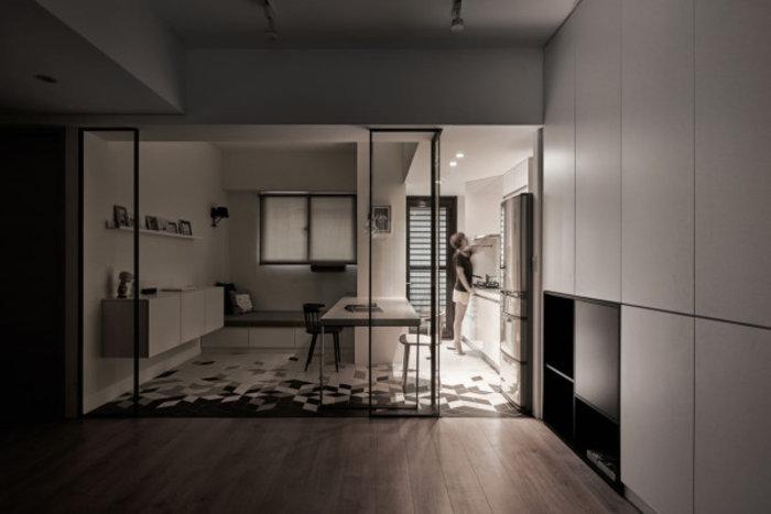 Το πιο χαριτωμένο σπίτι είναι στην Ταιβάν & είναι 70τμ - εικόνα 8