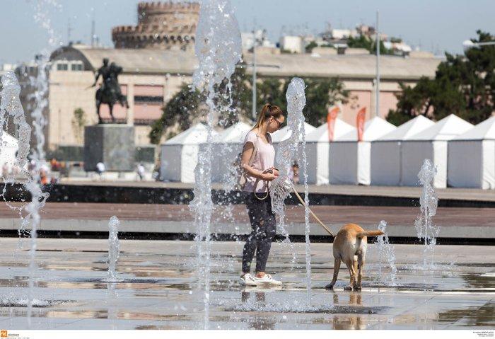 Σαν τα συντριβάνια της Θεσσαλονίκης δεν έχει! φωτό - εικόνα 5