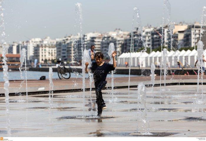 Σαν τα συντριβάνια της Θεσσαλονίκης δεν έχει! φωτό - εικόνα 6