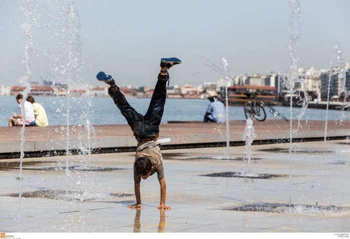 Σαν τα συντριβάνια της Θεσσαλονίκης δεν έχει! φωτό - εικόνα 7