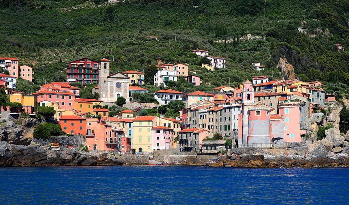 Tellaro Ιταλία
