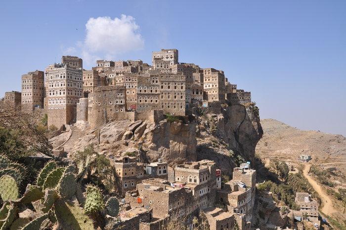 Al Hajjarah, Υεμένη