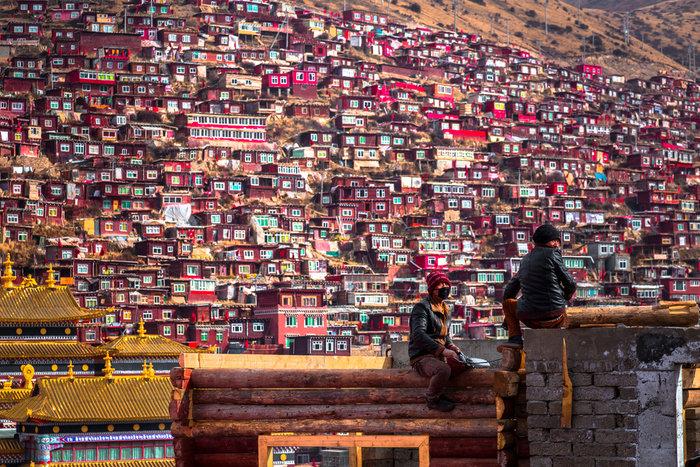 Larung Gar, Θιβέτ