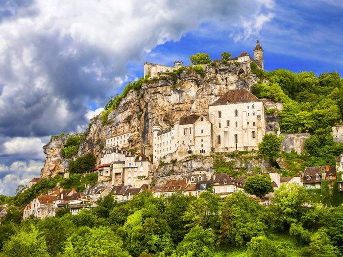 Rocamadour, Γαλλία