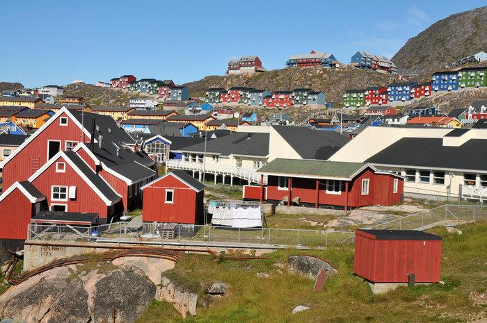 Qaqortoq, Γροιλανδία