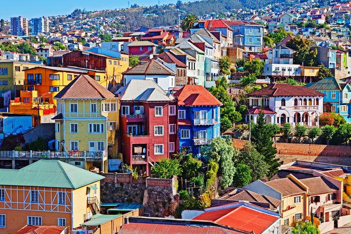 Valparaíso, Χιλή