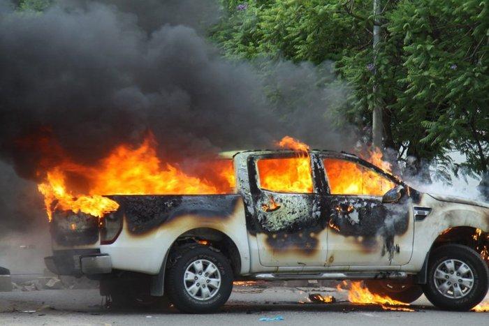 Χάος στο Μεξικό: 6 νεκροί σε επεισόδια διαδηλωτών με την αστυνομία - εικόνα 2