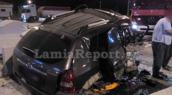 Φοβερό τροχαίο με θύμα 54χρονη στα διόδια της Τραγάνας - εικόνα 2