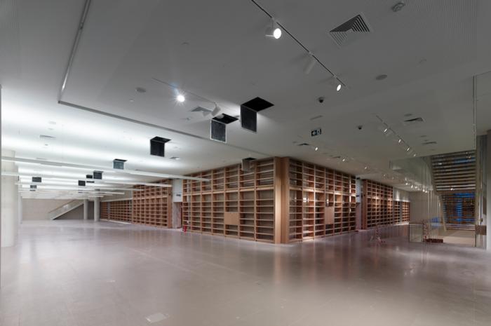 Εθνική Λυρική Σκηνή και Εθνική Βιβλιοθήκη παραδίδονται στο κοινό - εικόνα 13