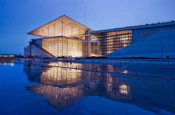 Εθνική Λυρική Σκηνή και Εθνική Βιβλιοθήκη παραδίδονται στο κοινό - εικόνα 14
