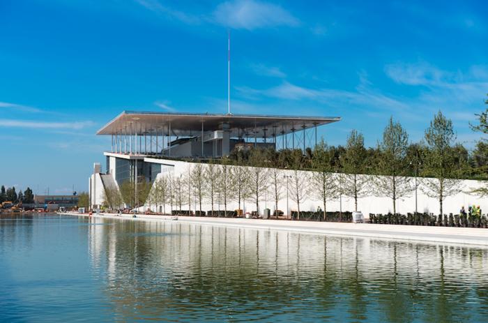 Εθνική Λυρική Σκηνή και Εθνική Βιβλιοθήκη παραδίδονται στο κοινό - εικόνα 15