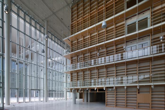 Εθνική Λυρική Σκηνή και Εθνική Βιβλιοθήκη παραδίδονται στο κοινό - εικόνα 17
